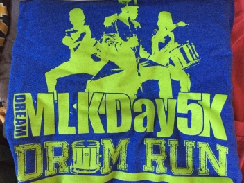 MLKDay 5k T-Shirt