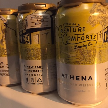 creature comforts beer athena
