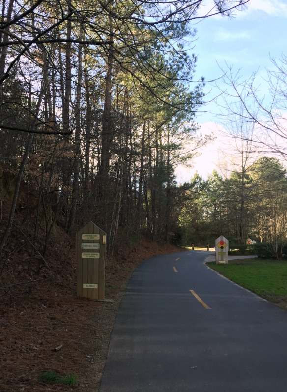 running trail cobb county